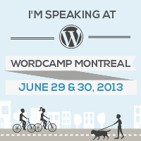 WordCamp Montreal 2013: Tips and tricks for building multilingual sites