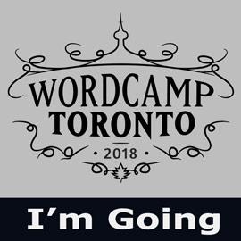 WordCamp Toronto 2018