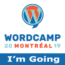 WordCamp Montreal 2019