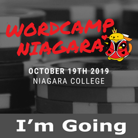 WordCamp Niagara 2019