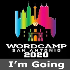 WordCamp San Antonio 2020