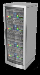 Server Rack for Hosting